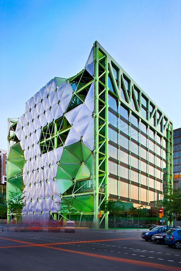 Architecture building color design art elevation for Exterior design of buildings