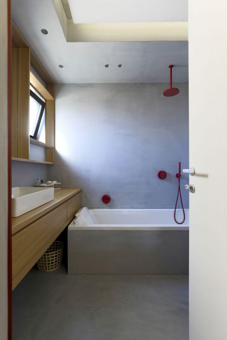 Moderne stoere badkamer van Italiaans Architectenkoppel - Italiaans ...
