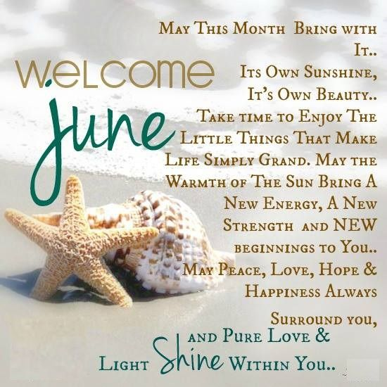 June Quotes And Sayings June quotes,