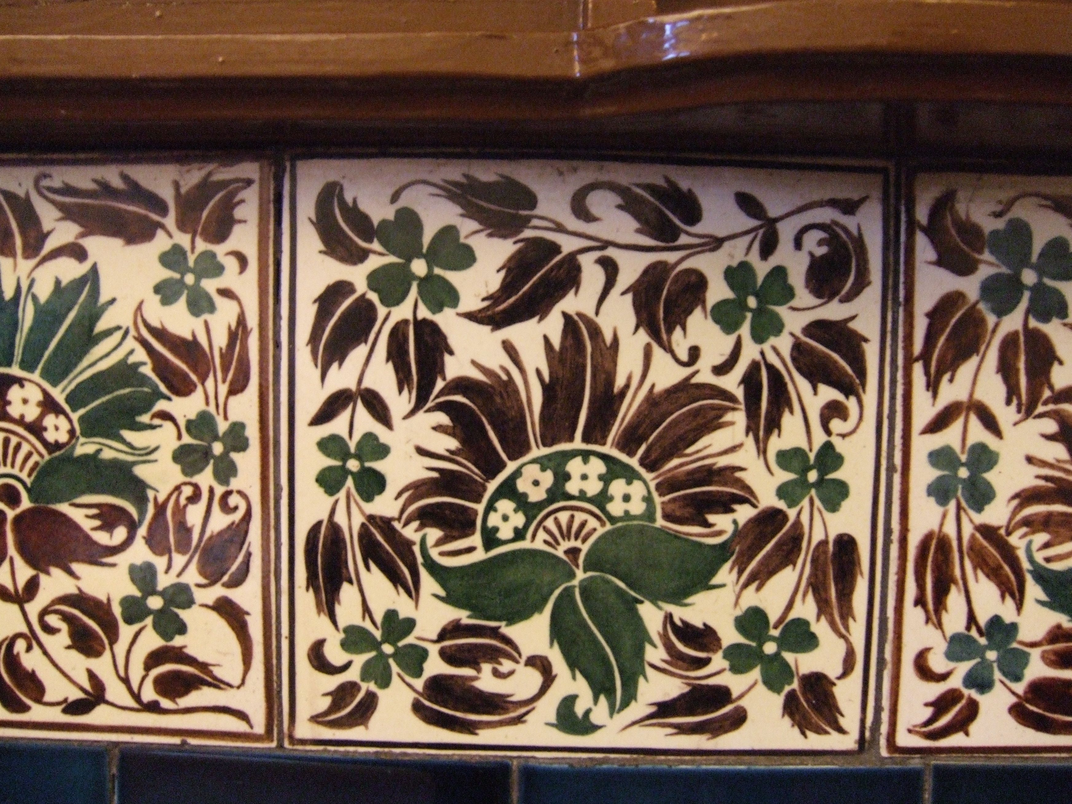 38+ Arts and crafts fireplace tiles uk info