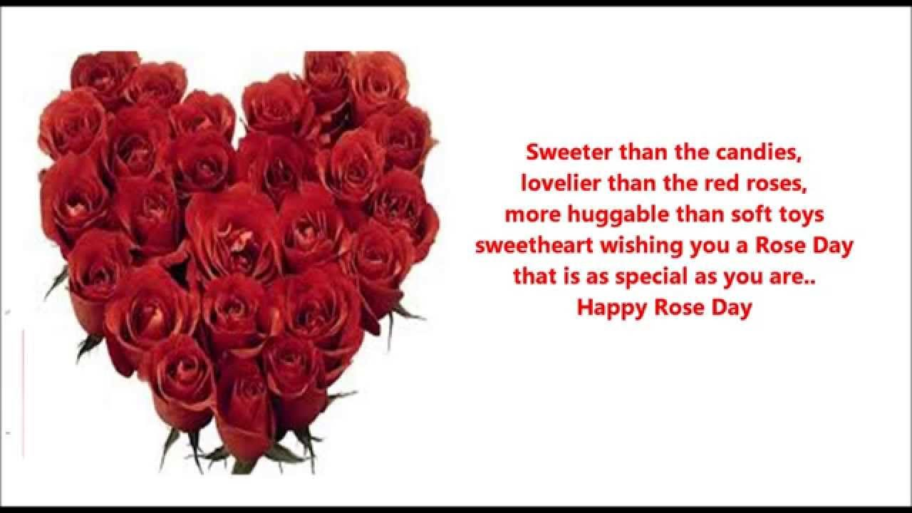 Best Rose Day Greetings For Facebook Happy Rose Day Pinterest