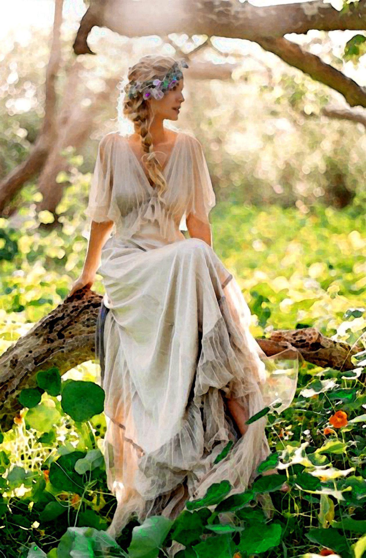 23++ Retro boho wedding dress ideas