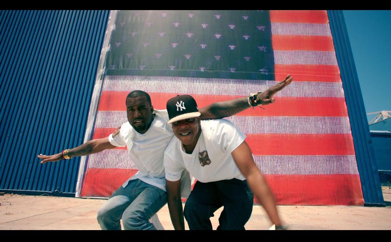 Yeezy And Hova Jay Z Kanye West Otis Jay Z Jay Z