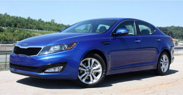 12 Of The Safest Used Cars For Teens That Won T Break The Bank Familydealblog Com Car For Teens Used Cars Kia Optima