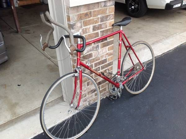 80 S Lugged Nashbar Road Bike Road Bike Bike Bicycle
