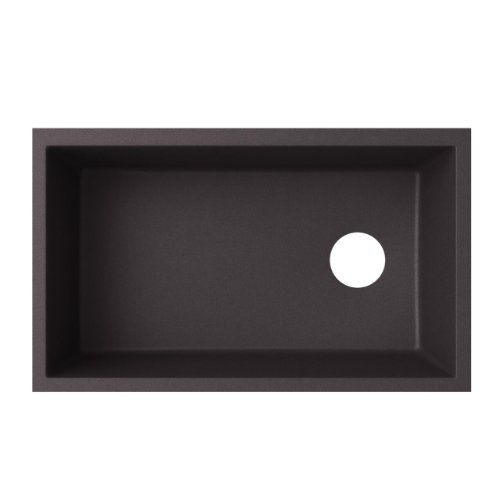 Swanstone QUSB-3322.077 Undermount Single Bowl Sink, 32-Inch x 21-Inch,... - http://bit.ly/1wTz44b