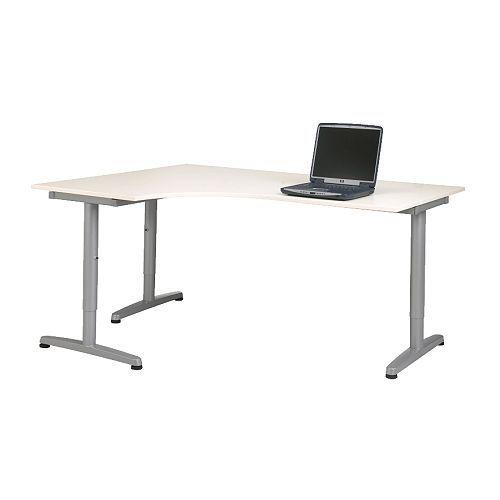 Ikea Us Furniture And Home Furnishings Home Desk Corner Desk White Corner Desk