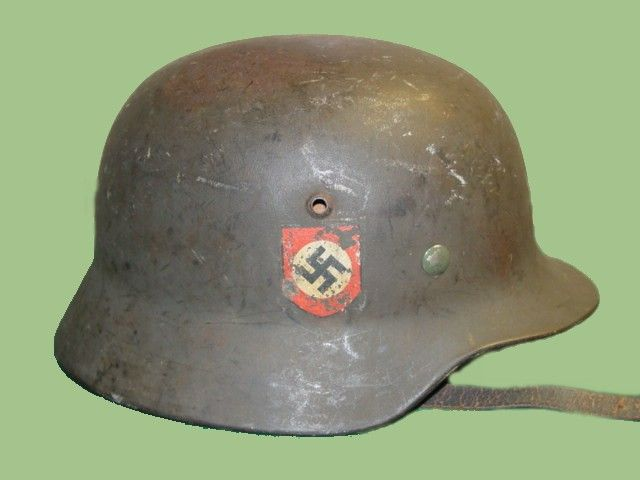 WWII GERMAN HELMETS PRICE GUIDE - MilitaryItems com | Scratch