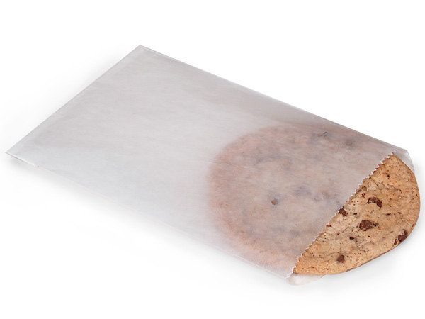 Frosted Glassine Paper Bags For Party Treats Favors Cookies