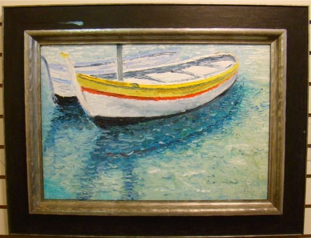 Rob Crombie Framed Oil Painting Framed Size Is 22 X29w Rob Said He Could Paint A Larger Version If We Wanted It Bigger Framed Oil Painting Painting Art
