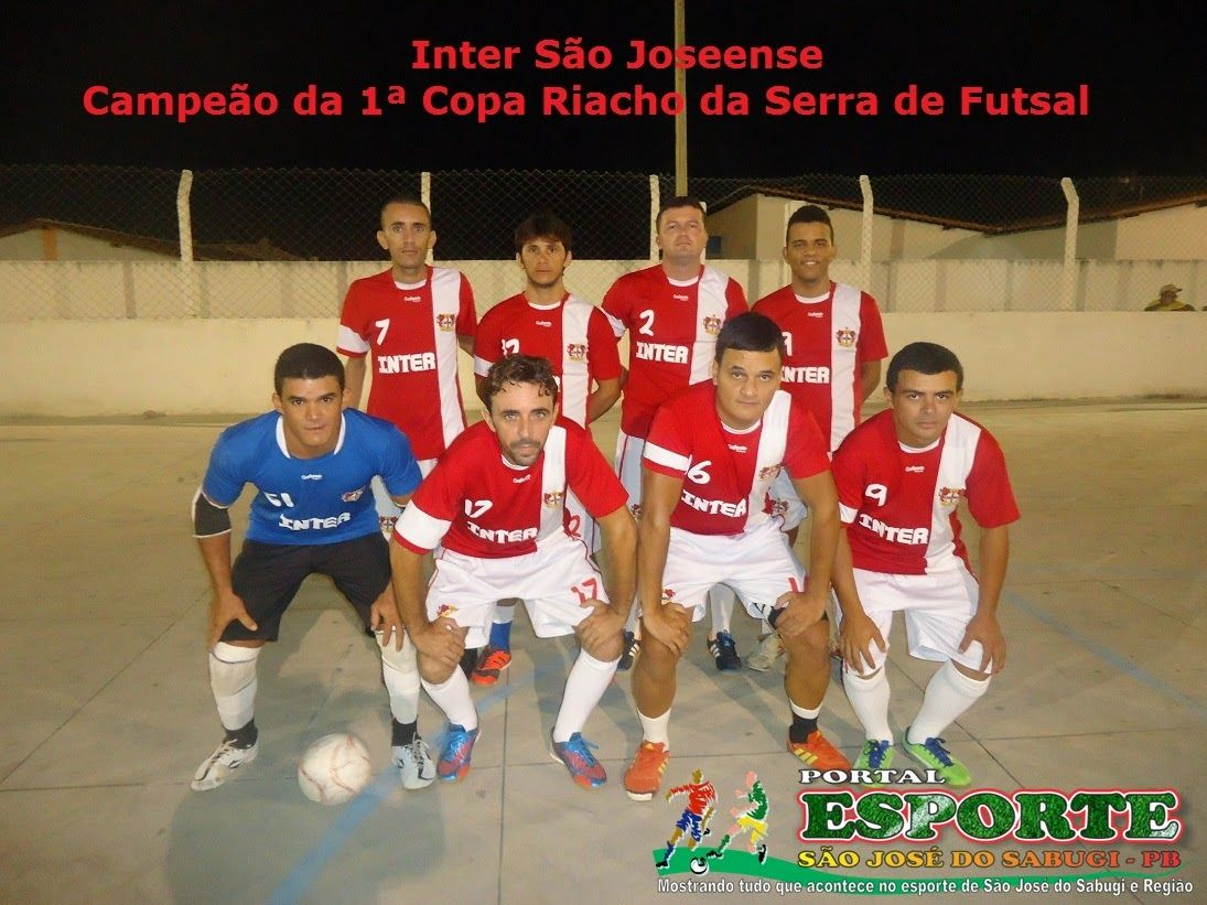 Portal Esporte São José do Sabugi: Inter São Joseense vence Sport e é o campeão da 1ª...