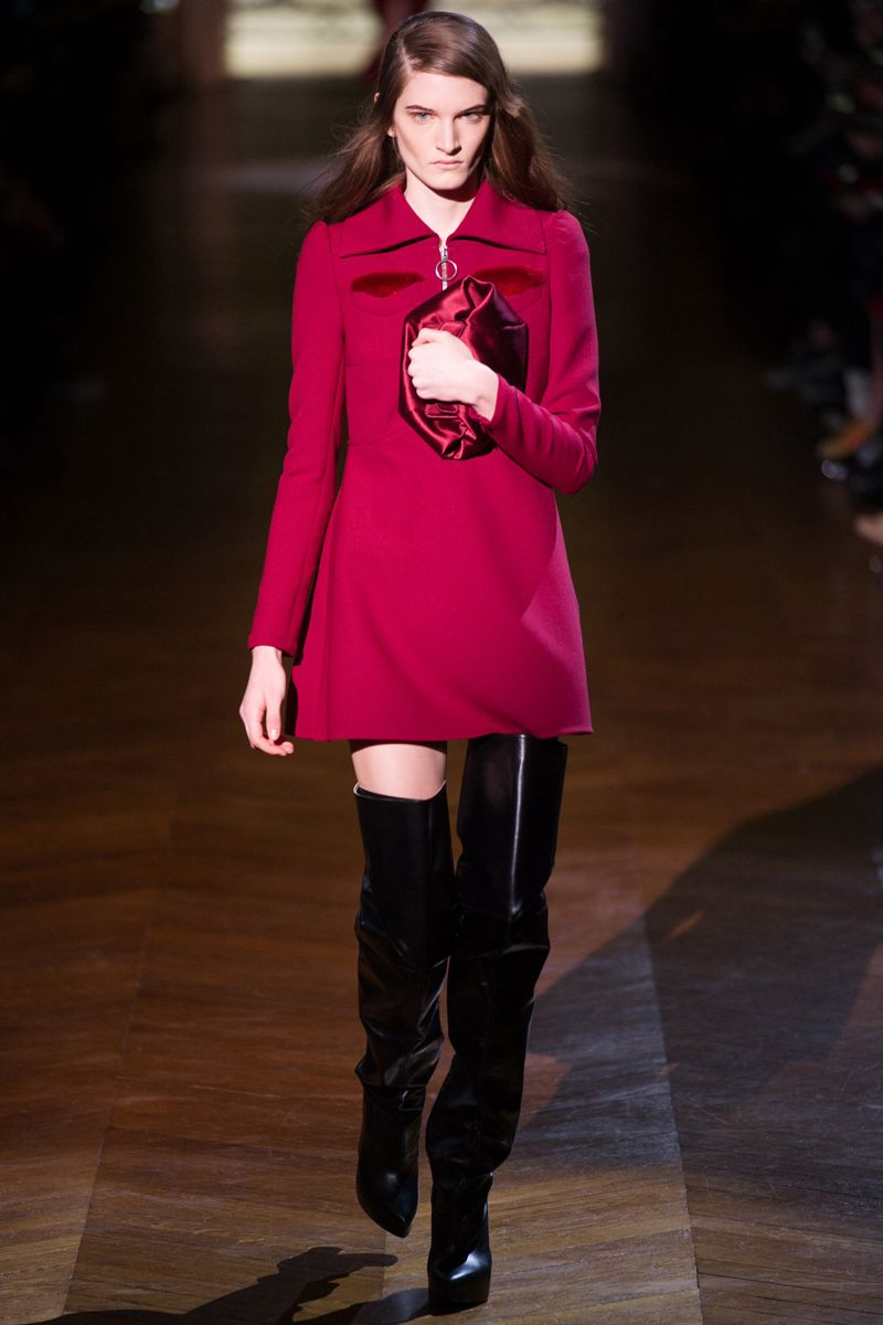 Carven Fall 2014 RTW - Review - Fashion Week - Runway, Fashion Shows and Collections - Vogue