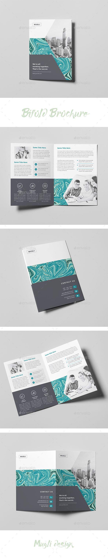 Bifold Brochure | Diseño editorial, Editorial y Diseño tipográfico