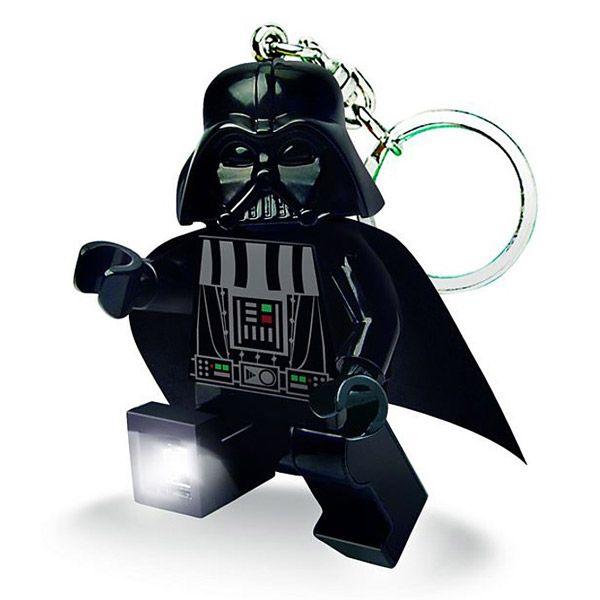 Star Wars Lego Minifigura Llaveros Llaveros Darth Vader Boba Fett