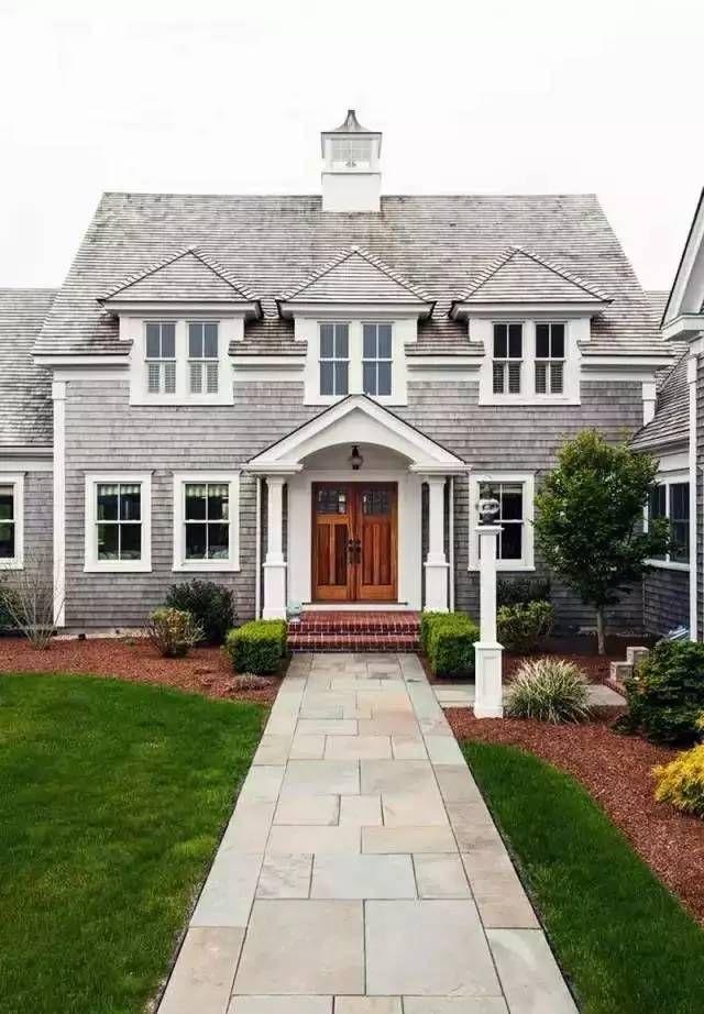16 Enchanting Modern Entrance Designs That Boost The Appeal Of The Home: 国务院新政实施,赶紧回乡下盖房子去吧!_乐分享_微信文章_微信志