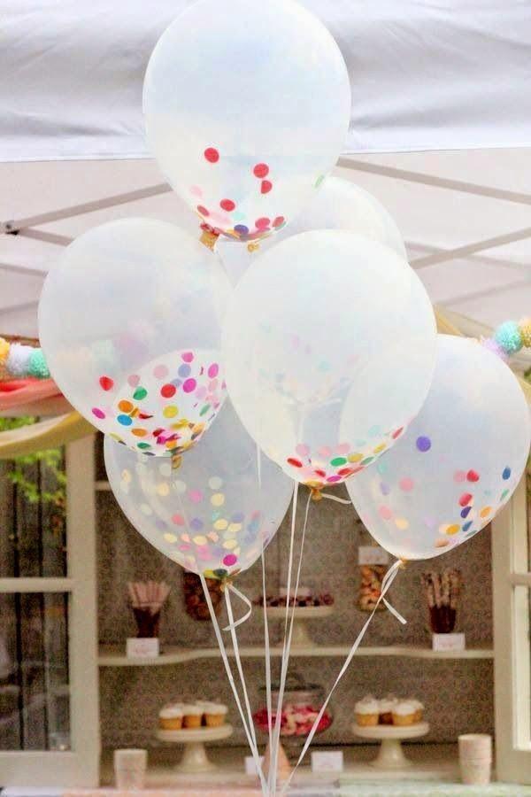 ideas de decoracin con globos para baby shower baby shower perfecto