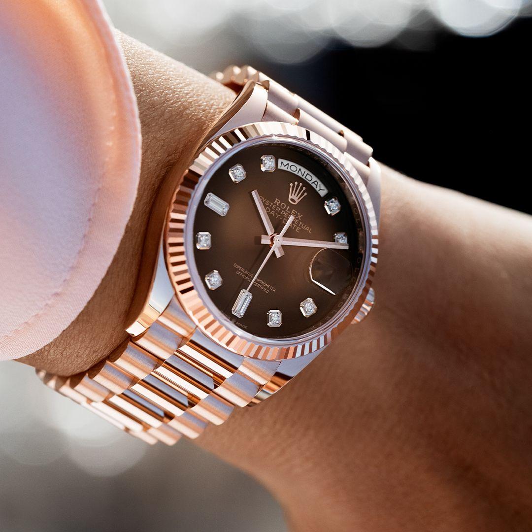 Rolex DayDate 36 in 2020 Rolex day date, Rolex, Rolex
