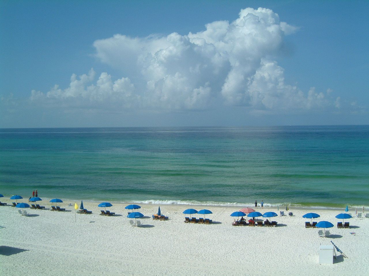Panama City Beach - could do with a little sun and sea about now...