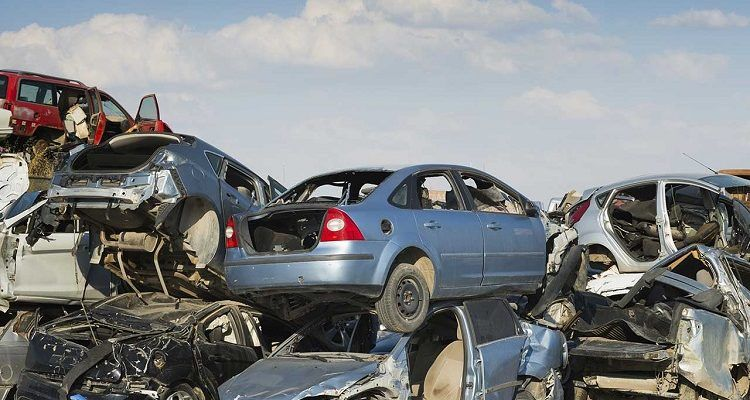 Cash for Cars services at Western Metal Recycling are