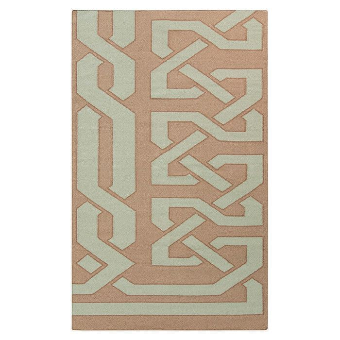 Alameda Taupe/Light Brown Area Rug