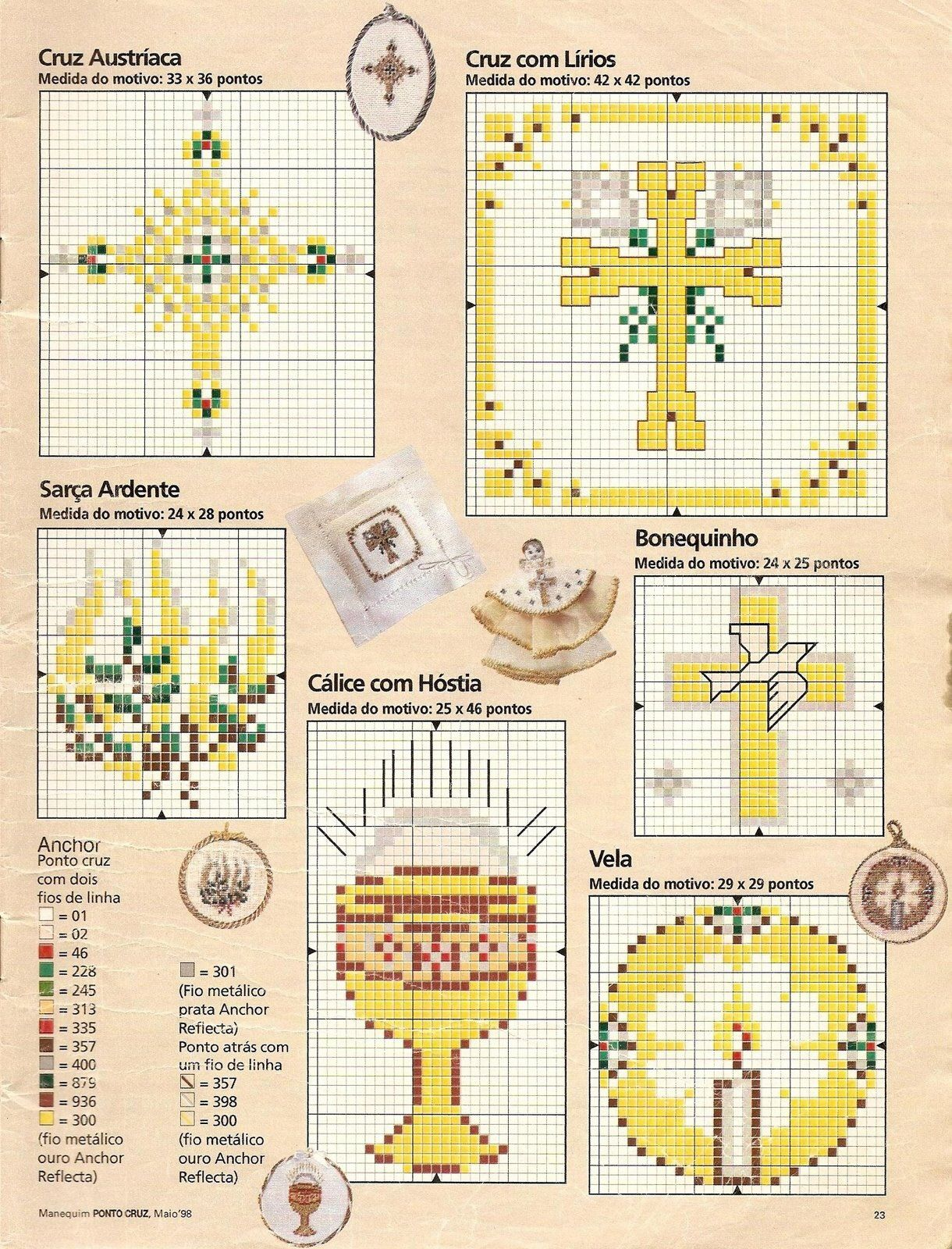 Pin de Olga Garcia en Bolsa | Pinterest | Punto de cruz, Punto de ...