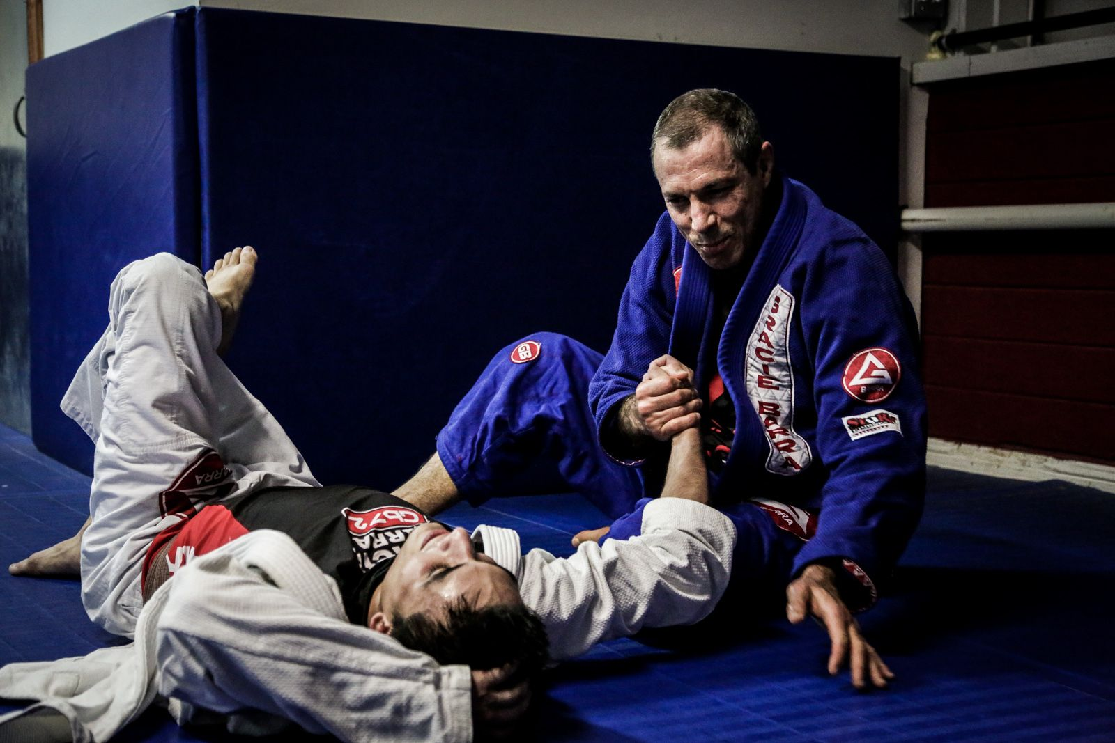Master carlos gracie jr jiu jitsu brazilian jiu jitsu