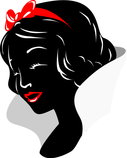 Snow White Vector by *SteamboatLyssie on deviantART