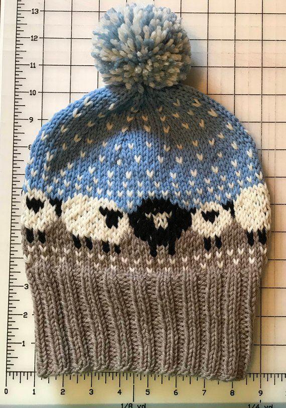 b70cb082164 Cute Sheep Hat
