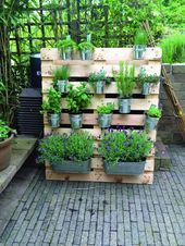 Photo of Erstklassige kleine Balkon Kräutergarten Ideen exklusiv auf pojokgamers.com Dek…