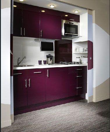 Kitchenette Ikea Et Autres Mini Cuisines Au Top Kitchenette - Leroy merlin meuble bas cuisine pour idees de deco de cuisine