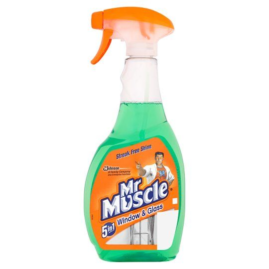 Mr Muscle Window Cleaner Spray Glass Cleaner Window Cleaner Mr Muscle