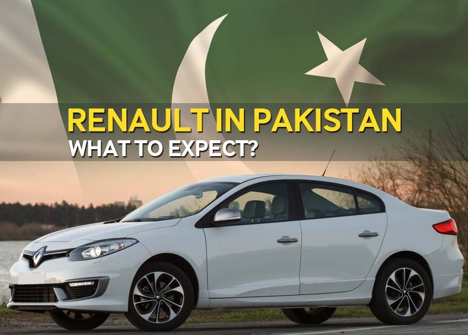 Renault Cars In Pakistan Expected Price And Models With Images
