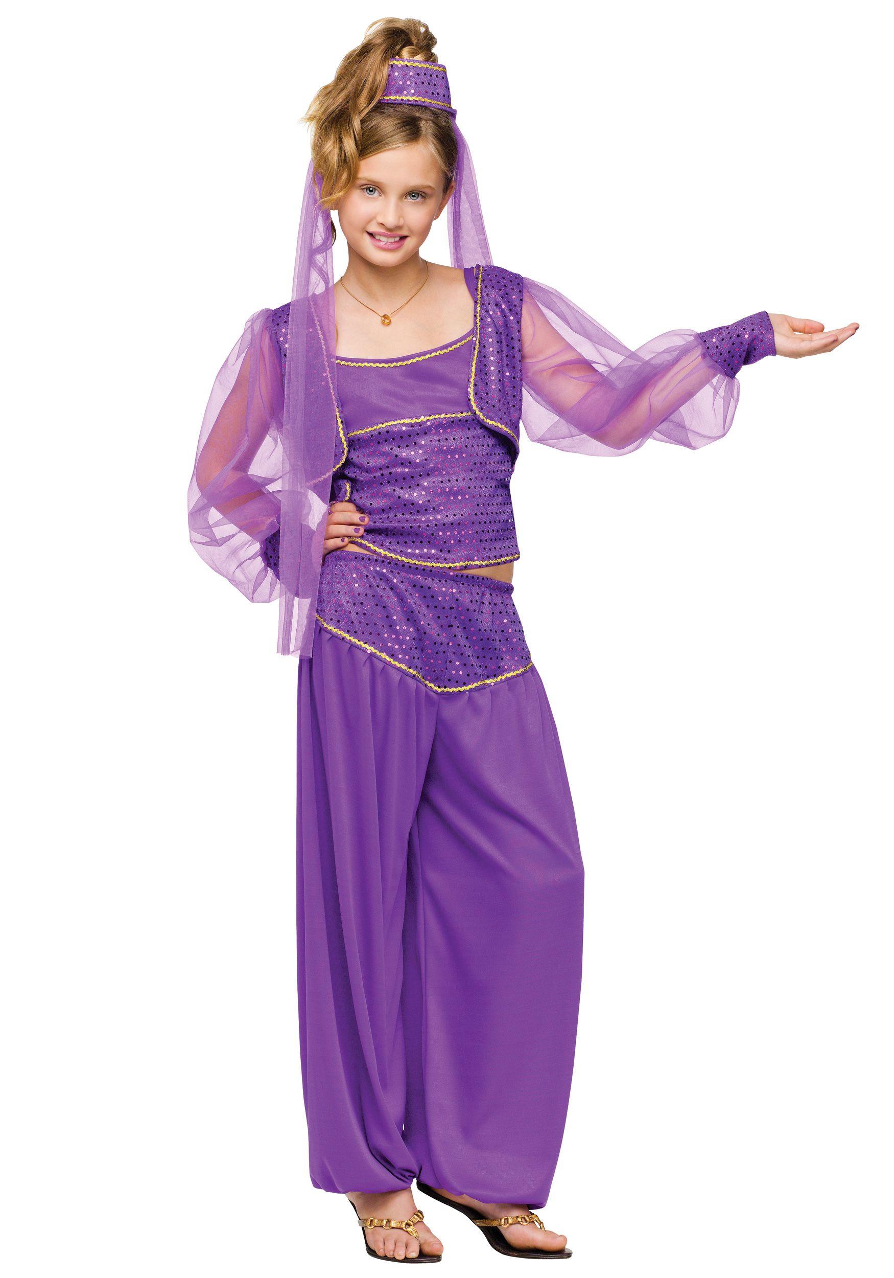 Child Dreamy Genie Costume | Genie costume, Costumes and Child