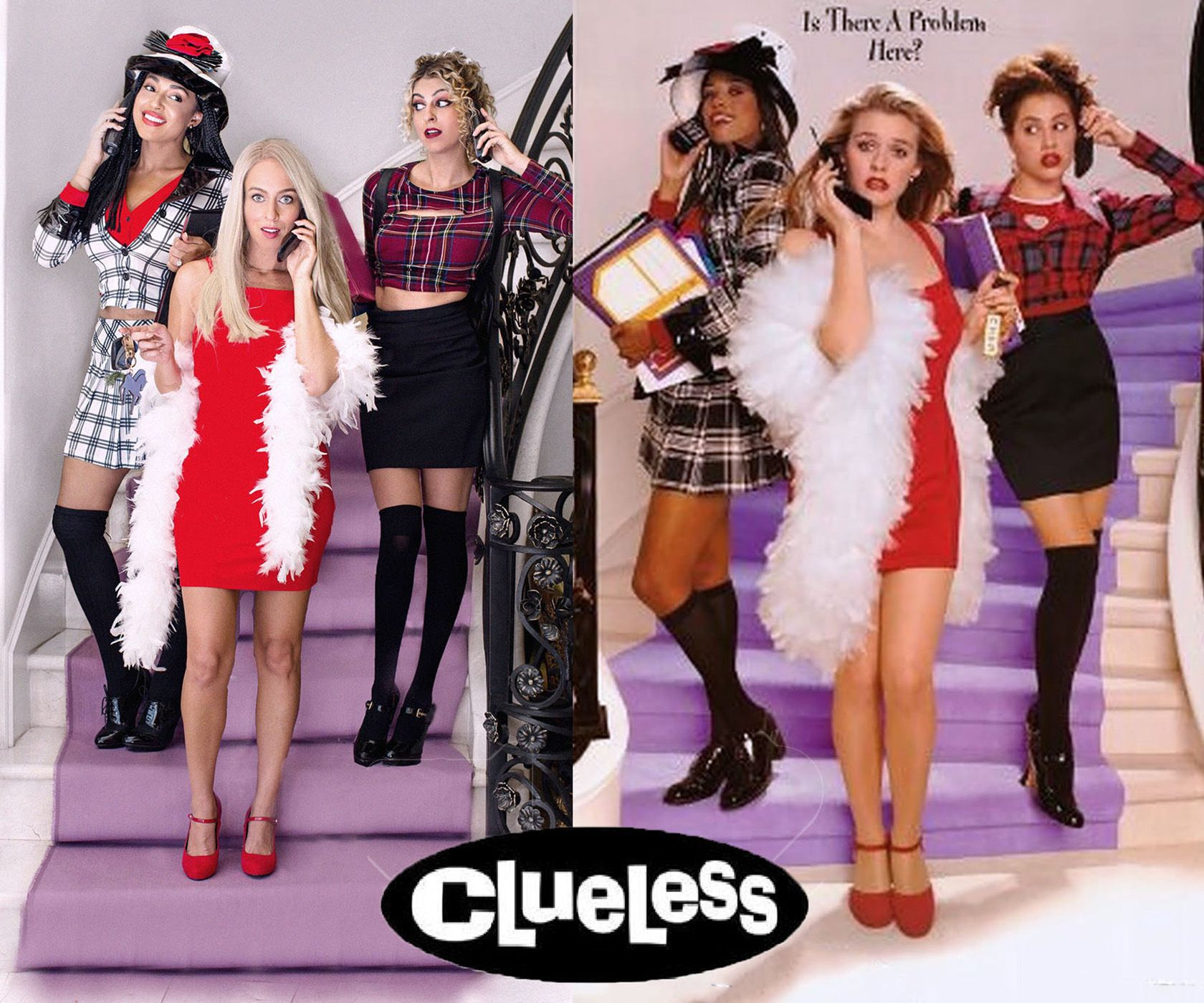 Sydne Style Shares The Best Clueless Halloween Costumes As Cher Dionne And Tai H Clueless Halloween Costume Halloween Costumes For 3 Trendy Halloween Costumes