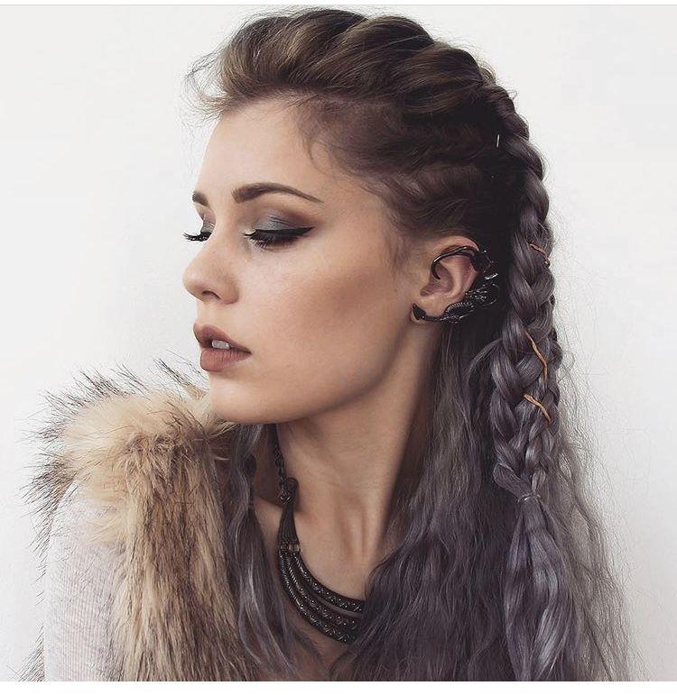 Vikings Hair Mittelalterliche Frisuren Haarschnitt Ideen