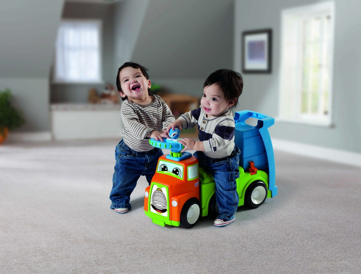 Little Tikes Easy Rider Truck Toys & Games