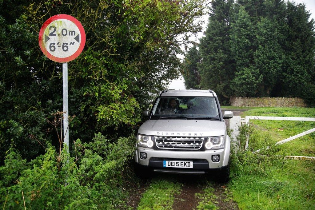 Farewell to the Land Rover Discovery 4 http//carparse