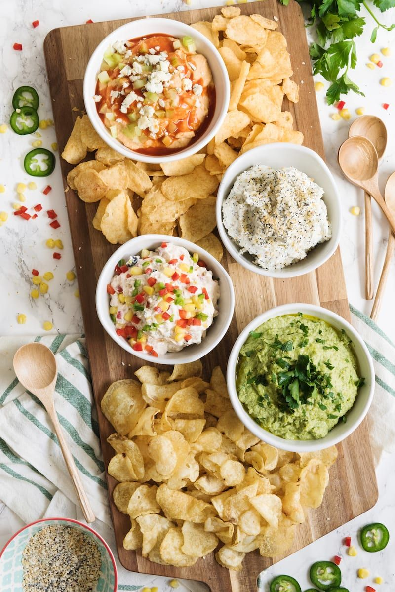 21 Super Tasty + Equally Easy Summer Party Appetizers