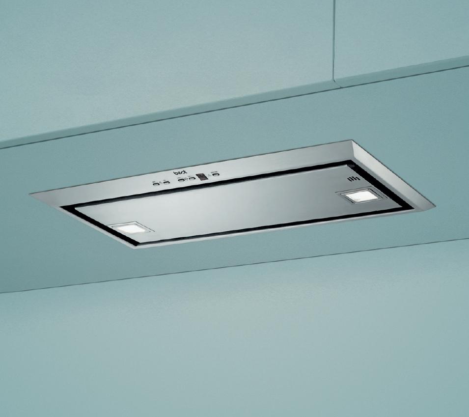 Air extractor for kitchen underfloor heating tacker gun