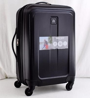 "DELSEY HELIUM FREE STYLE 2.0 21"" BLACK HARDSIDE SPINNER CARRY ON SUITCASE https://t.co/ZUcUmrHkl8 https://t.co/MwAoSLibbW"