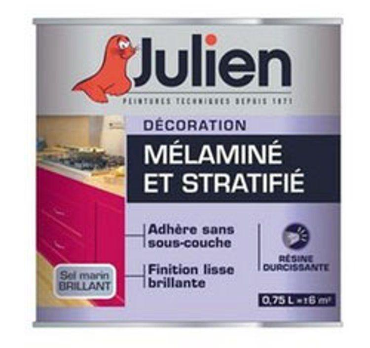 La peinture pour meuble stratifié ou mélaminé Repeindre meubles - Peinture Julien Sous Couche