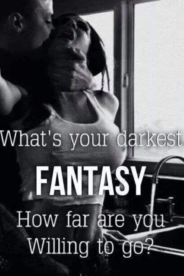 dark sexual fantasies