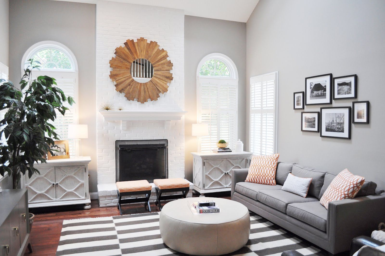 50 Shades of Gray Paint | Living room white, Living rooms and Room