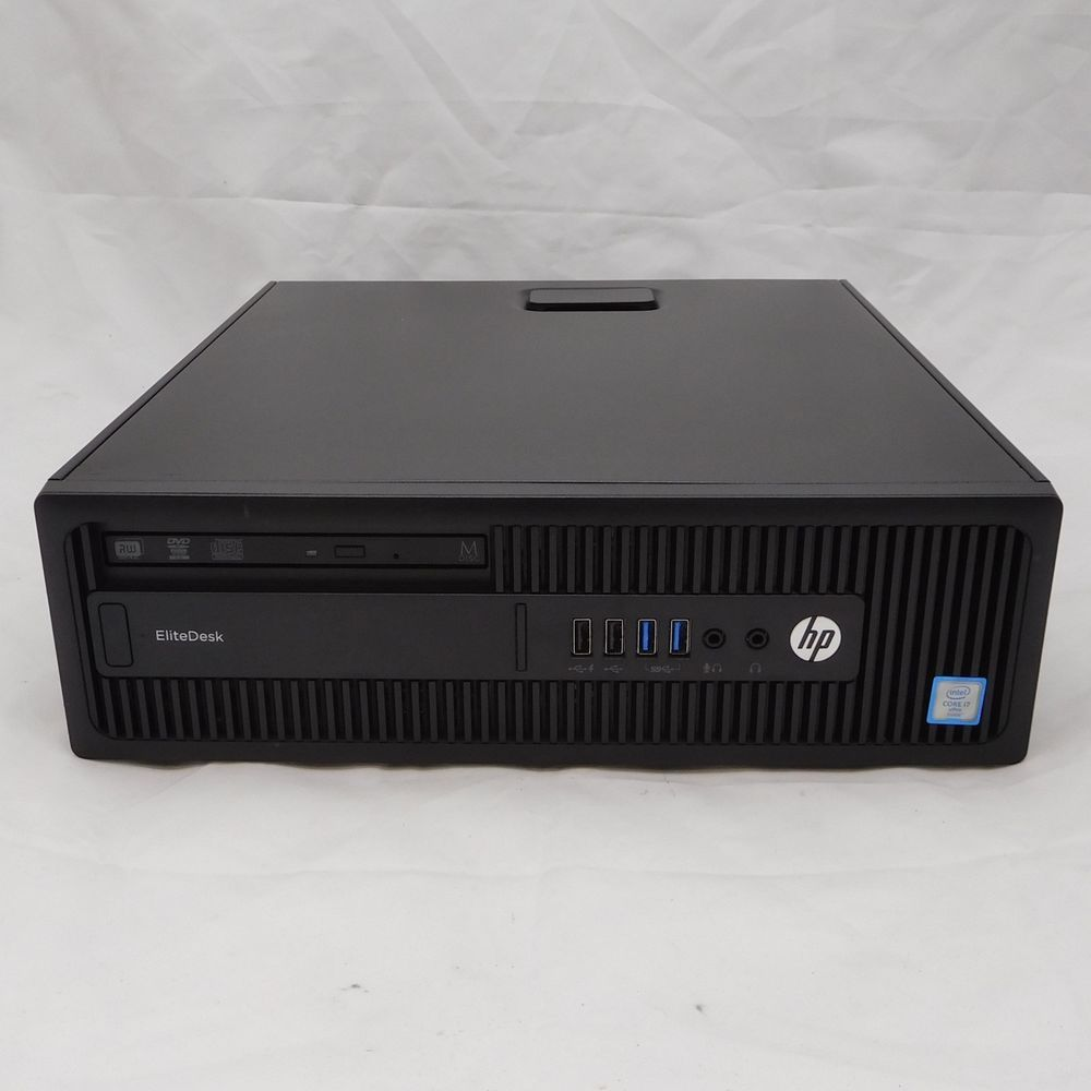 HP EliteDesk 800 G2 SFF - i7-6700 3 4GHz Quad Core 4GB DDR4