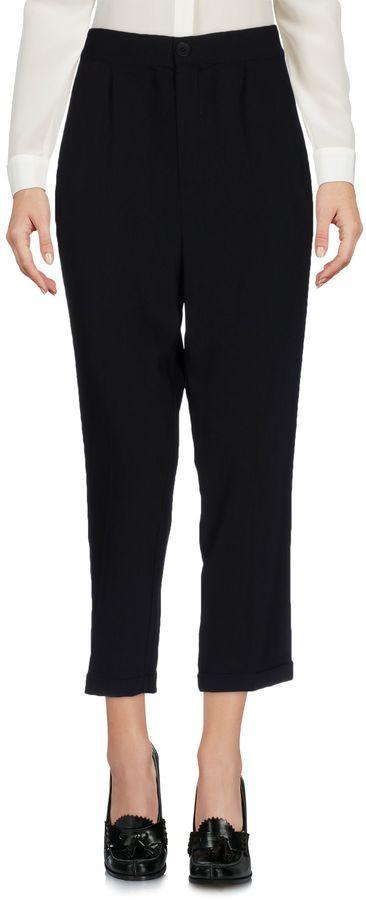 TROUSERS - 3/4-length trousers Biancoghiaccio RGsSNgzV