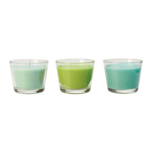Ikea Kerzen Im Glas ikea bräcka duftkerze im glas wenn die kerze verbraucht ist