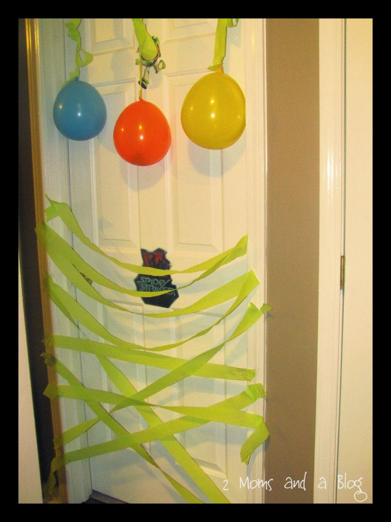 Birthday Traditions your Children will never forget! Put streamers ...