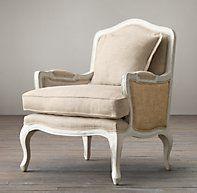 Restoration Hardware   Marseilles Chair $600 700