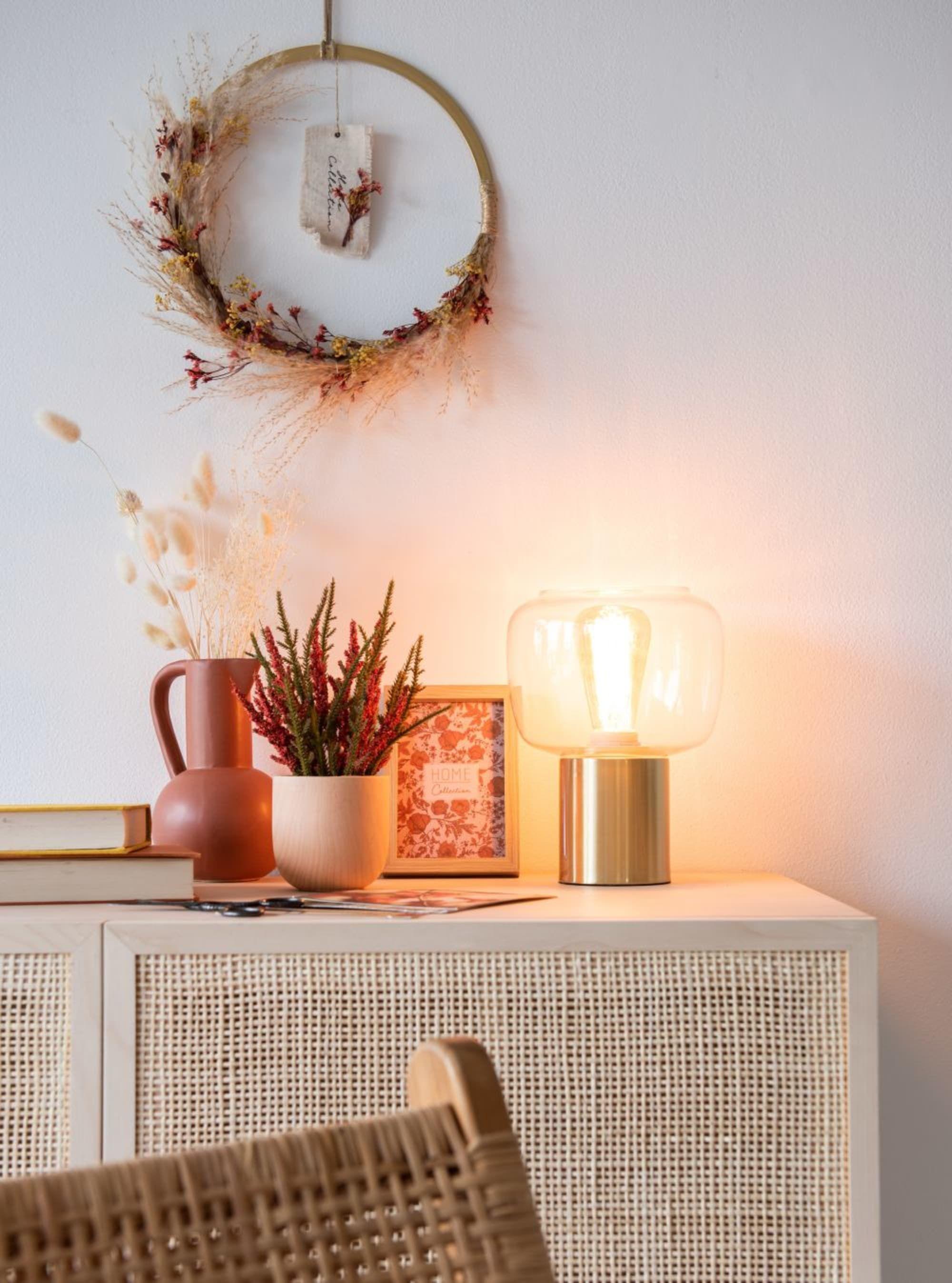 Lampada A Sfera In Metallo Dorato E Vetro Ottawa Maisons Du Monde Lampe Globe Maison Du Monde Cadre Photo