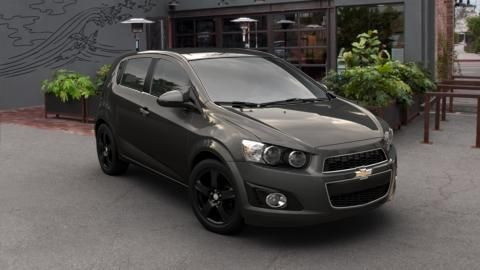 Build Your Own Hatchback 2014 Chevy Sonic Hatchback Chevrolet